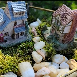Other - Mystery Upcycle New & Vintage Fairy Garden Kit